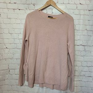 Halogen Pink 100% Cashmere Sweater Size 1x